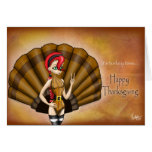 It's Turkey Time: Happy Thanksgiving! Cards
