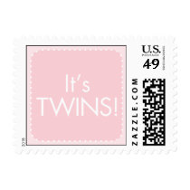 It's Twin Girls Postage