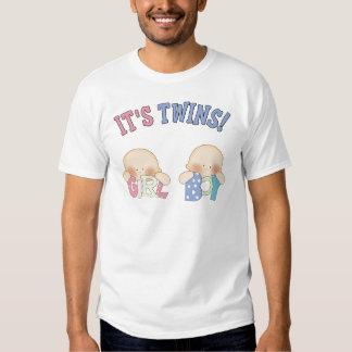 ITS TWINS (Boy Girl) Shirt