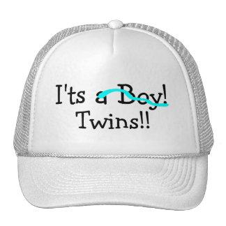 Its Twins (Boys) Mesh Hat