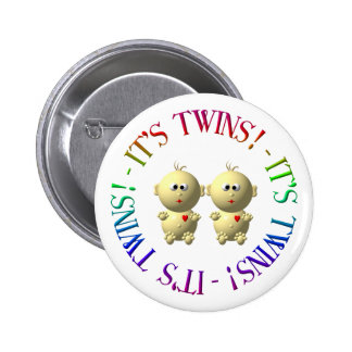 It's twins! button