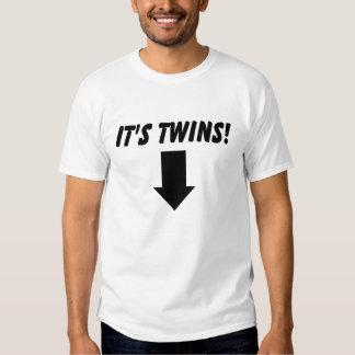 Its Twins T Shirt