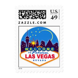 It's Vegas Baby Postage