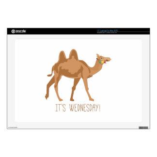 Its Wednesday Laptop Skin