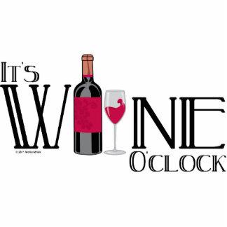 It's Wine O'clock Statuette