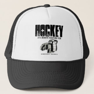 IT'S WORTH FIGHTING FOR TRUCKER HAT