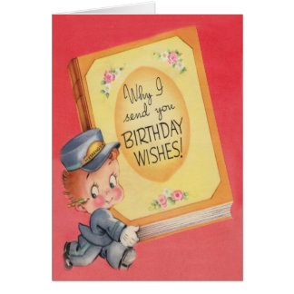 It's You Birthday Card