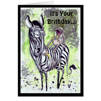 """""""It's Your Brithday"""" CARD"""