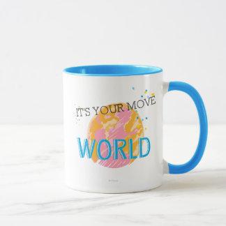 It's Your Move World Mug