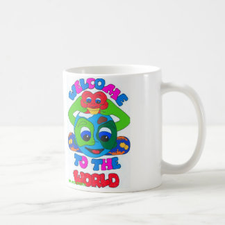 ITS YOUR WORLD by Oxana P. / Funny Mug