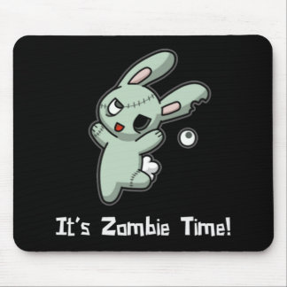 Its zombie time mouse pad