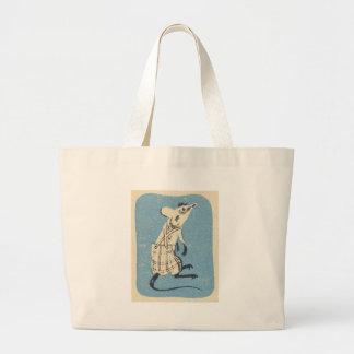 Itsa Mouse! Vintage Canvas Bags