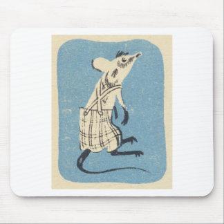 Itsa Mouse! Vintage Mouse Pad