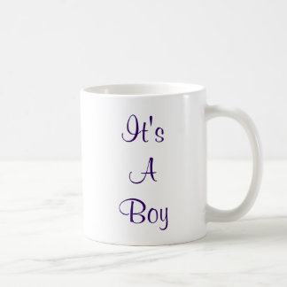 It'sABoy Coffee Mug