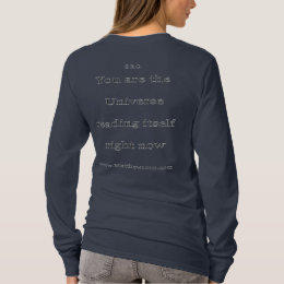 Itself wmen nano long sleeve T T-Shirt