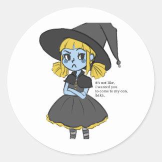 Itsukacon's Mascot! Stickers