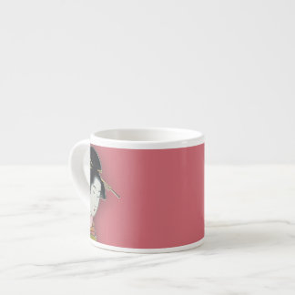 Itsutomi (1793) by Eishi Hosoda 1756-1829 6 Oz Ceramic Espresso Cup