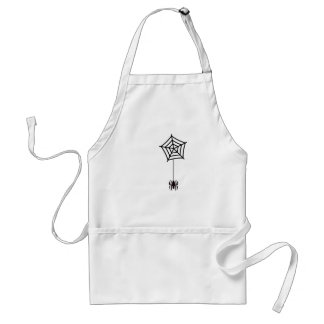Itsy Bitsy Spider Adult Apron