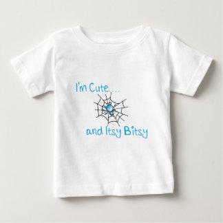 Itsy Bitsy Spider Boy Tshirts