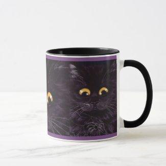 Itsy Bitsy Spider Scaredy Cat Mug