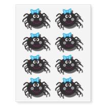 Itsy Bitsy Spider Temporary Tattoos