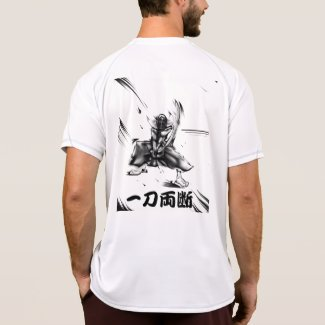 Itto-Ryodan Champion Double Dry Mesh Tee Shirt