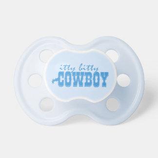 Itty Bitty Cowboy Pacifier
