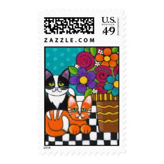 Itty Bitty Kitties Stamps