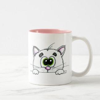Itty Bitty Kitty Coffee Mug