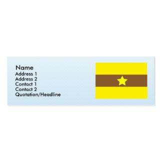ituango, Columbia Business Card