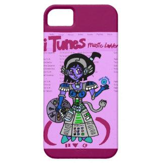 itunes personifiction iPhone SE/5/5s case
