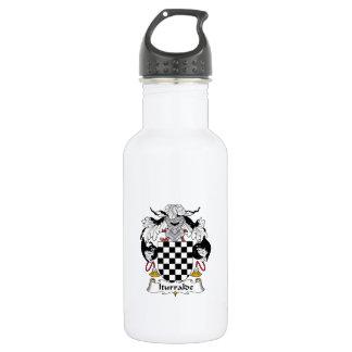 Iturralde Family Crest 18oz Water Bottle