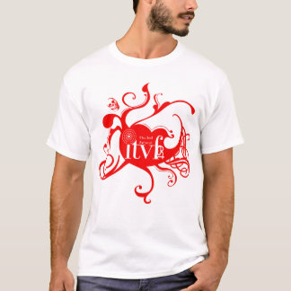ITVFest Red Filigree T-Shirt