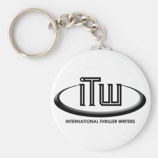 ITW Logo Keychain