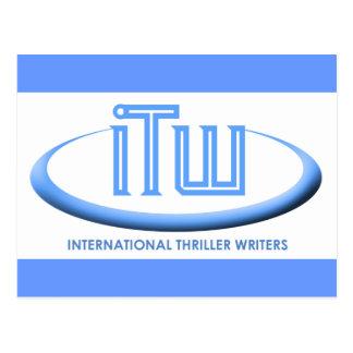 ITW Logo Postcard