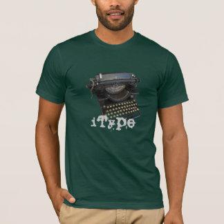 iType (I Type) Typewriter Funny T-Shirt