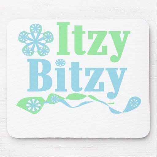 Itzy Bitzy Alfombrilla De Ratones