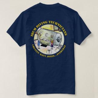 IUBUM Tech Davy Jones T-Shirt