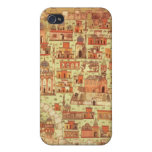 IUK T.5964 View of Diyarbakir Cover For iPhone 4