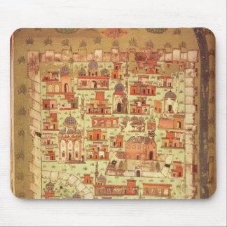 IUK T.5964 View of Diyarbakir Mouse Pads