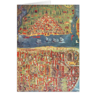 IUK T.5964 View of Istanbul Cards