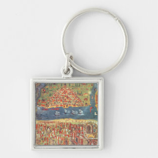 IUK T.5964 View of Istanbul Keychain