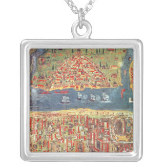 IUK T.5964 View of Istanbul Necklace