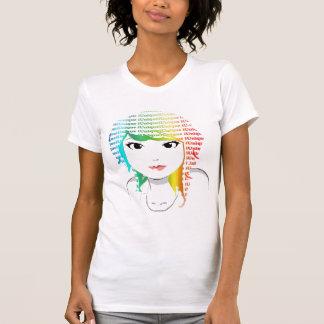 iUnique: Rainbow Logo T-Shirt