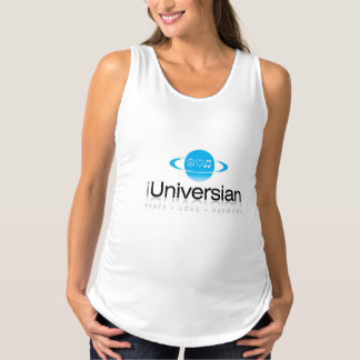 iUniversian, that's your cosmological first name! Maternity Tank Top
