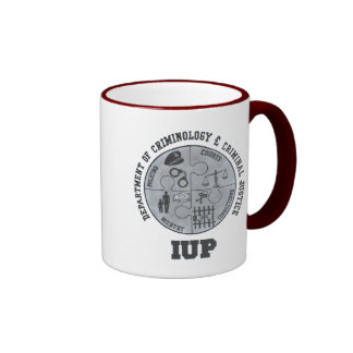 IUP Criminology & Criminal Justice Mug