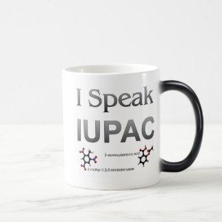 IUPAC International Union Pure & Applied Chemistry 11 Oz Magic Heat Color-Changing Coffee Mug