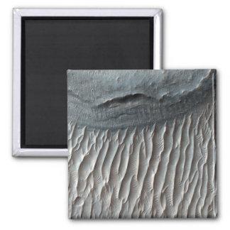 Ius Chasma, a large canyon on Mars Magnet