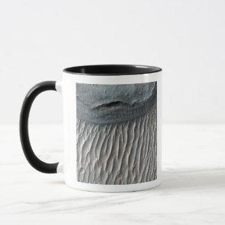Ius Chasma, a large canyon on Mars Mug