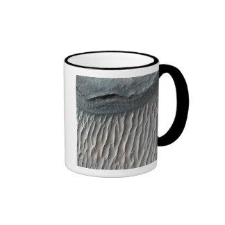 Ius Chasma, a large canyon on Mars Ringer Coffee Mug